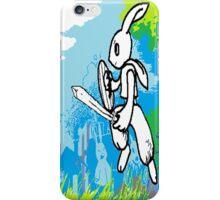 Battle Bunny iPhone Case/Skin