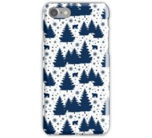 Winter Holiday pattern iPhone Case/Skin