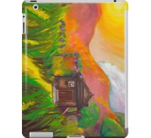 Winery in the Sunset iPad Case/Skin