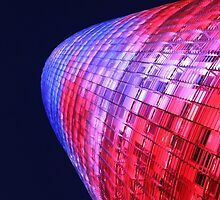 Torre AGBAR(1) by pedrogalvez