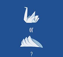 Swan or Sydney Opera House? by alithe