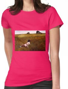 Christina's World Womens Fitted T-Shirt