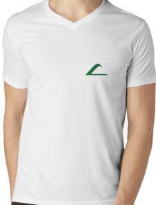 Pokemon League Mens V-Neck T-Shirt