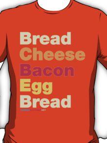 American Fave Sandwich T-Shirt