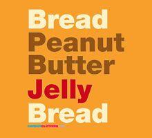 Peanut Butter Jelly Sandwich Unisex T-Shirt