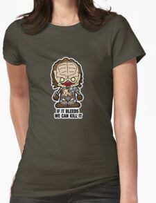 Lil Predator Womens Fitted T-Shirt