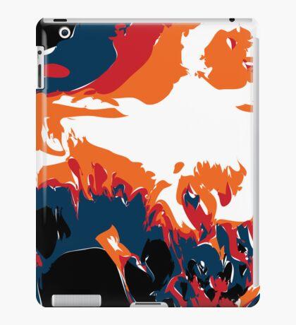 Alien Antarctic Wave iPad Case/Skin