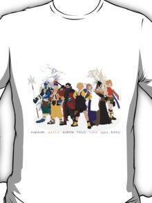 Final Fantasy X - All T-Shirt