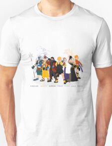 Final Fantasy X - All T-Shirt