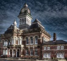 Grantham town Hall  by glphotos