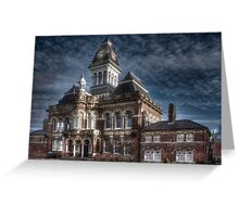Grantham town Hall  Greeting Card