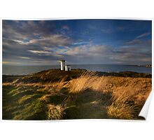 Elie Lighthouse Poster