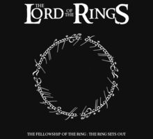 The Lord of the Rings : The Ring Sets Out T-Shirt