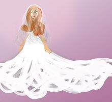 The Bride by Lucana