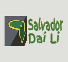 Salvador Dai Li by Brantoe
