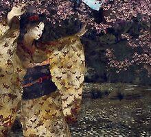 Miyako Odori by Maynard Ellis