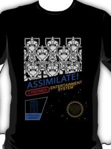 NINTENDO: NES ASSIMILATE! T-Shirt