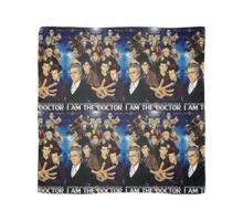 The 12 Doctors Scarf