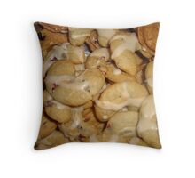 Cranberry cookies Throw Pillow