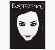 Evanescence - Amy lee [black tshirts] by EllieTheZombie