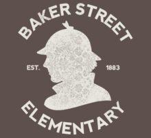 Baker Street Elementary by Justin Butler