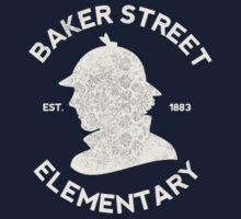 Baker Street Elementary One Piece - Short Sleeve