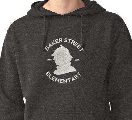 Baker Street Elementary Pullover Hoodie