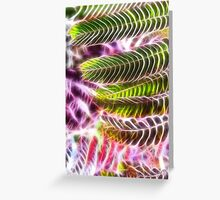 Celestial Forest Greeting Card