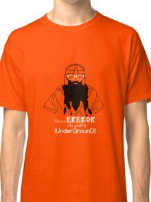 Hipster Dwarf Classic T-Shirt