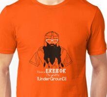 Hipster Dwarf Unisex T-Shirt