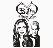 Buffy & Spike Shirt by famedazed