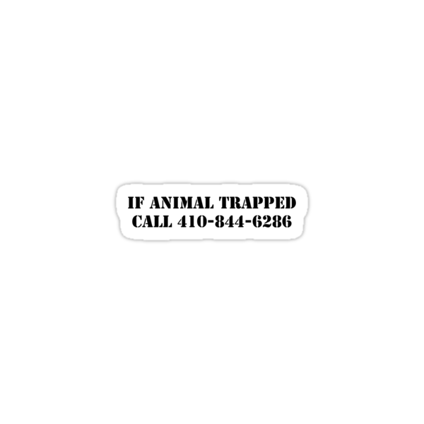 The Wire - If Animal Trapped by lordbiro