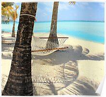 Hammock - Bora Bora Poster