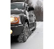 Dodge Durango Photographic Print