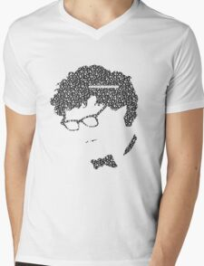 #SherlockLives Mens V-Neck T-Shirt