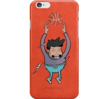 greatest basketball player iPhone Case/Skin