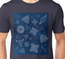 Diatoms - microscopic sea life Unisex T-Shirt
