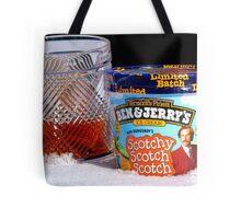 I Love Scotch Tote Bag