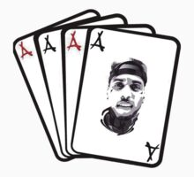 Kid Ink Alumni Cards by Daanrekers