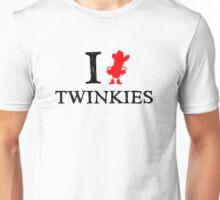 "Loving Twinkies ""Polite"" Unisex T-Shirt"