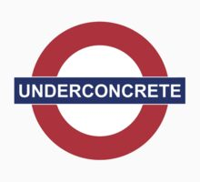 UNDERCONCRETE by Robin Brown