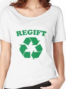 Regift Women's Relaxed Fit T-Shirt