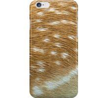 Deerhide Pattern iPhone Case/Skin