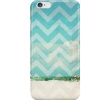 Chevron Beach Dreams iPhone Case/Skin