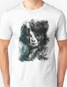 Ink and Color girl Unisex T-Shirt