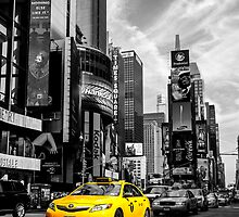 Big Yellow Taxi by JohnHall936