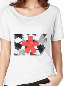 Red Star Women's Relaxed Fit T-Shirt