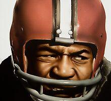 Jim Brown by Daniel Tearle