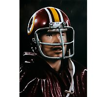 John Riggins Photographic Print