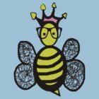 Queen Bee by Daniela Reynoso Orozco